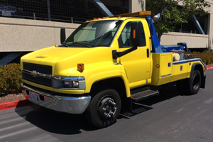 2007 CHEVY 5500~CENTURY 412 (DUAL WINCHES)