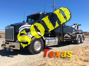 2007 KENWORTH T800~VULCAN 70 (35 TON) LOW MILEAGE!!!