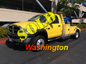 2008 DODGE 5500~VULCAN 807 AUTO LOAD (DUAL WINCHES/ EXT BOOM)