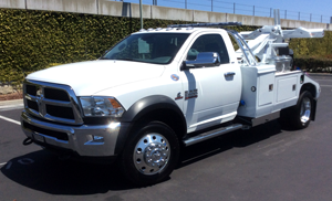 2015 DODGE 5500~CENTURY MODEL 312 EXPRESS/GEN II