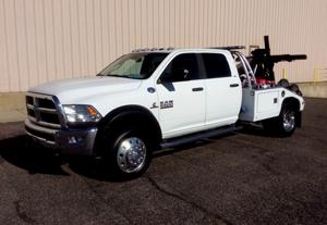 2015 DODGE 5500 CREW CAB~CENTURY 312 EXPRESS