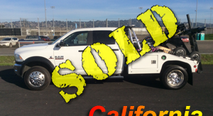 2015 DODGE 5500 4-DOOR (73K MILES!)~CENTURY MODEL 312 EXPRESS AUTO LOADER (DUAL WINCHES)