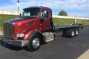 2016 PETERBILT~CENTURY 28 FT. (30 SERIES)