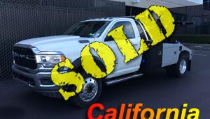 """2019 DODGE 5550 84"""" CA~CENTURY 312 AUTO LOADER (DUAL WINCHES)"""